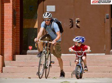Cách phân chia kích thước dòng xe đạp trẻ em 1
