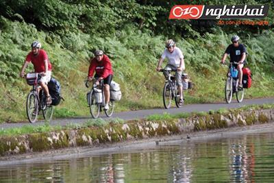 Du lịch bằng xe đạp là gì 1