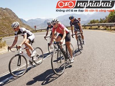 Học cách cái thiện hiệu suất của bản thân bằng đạp xe theo nhóm 1