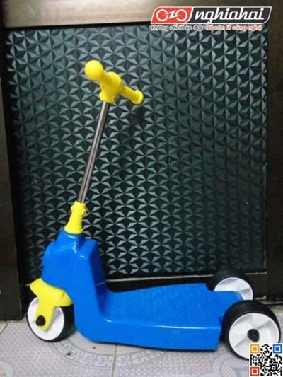 Học cách sử dụng xe trượt Scooter 2