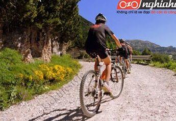 Làm thế nào để giảm mỡ bụng bằng xe đạp 2