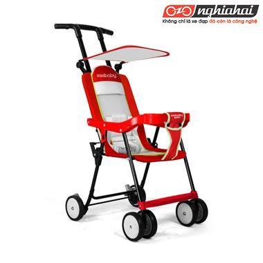 Lắp đặt xe đẩy trẻ em thế nào để càng an toàn 2