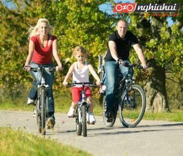 Lợi ích của việc đi xe đạp đối với trẻ em và gia đình 4