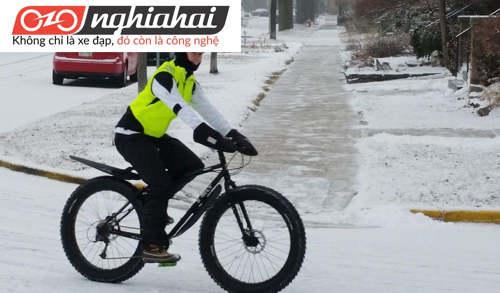 Mẹo và động lực giúp bạn đạp xe vào mùa đông 1