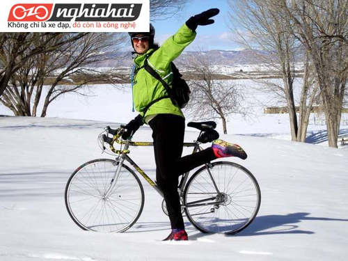 Mẹo và động lực giúp bạn đạp xe vào mùa đông 3