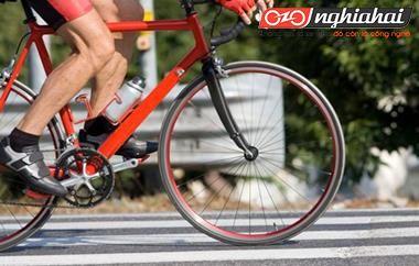 Năm bài tập nâng cao hiệu suất chân đạp 1