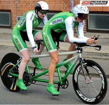 Người đạp xe khiếm thị 3