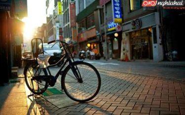 Những câu chuyện nhỏ về xe đạp trong lòng thành phố 3