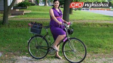 Những mẹo để đi xe đạp trong thời kì mang thai 2