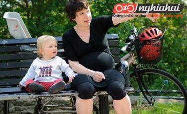 Những mẹo để đi xe đạp trong thời kì mang thai 4