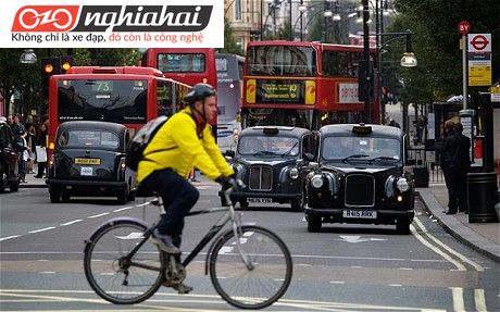 Sử dụng xe mini Nhật – xu hướng mới tại London 1