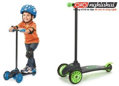 Tặng trẻ xe trượt, để trẻ tự do bay nhảy! 1