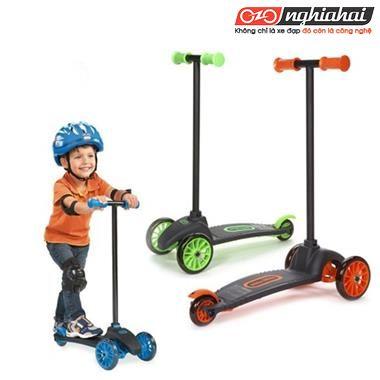 Tặng trẻ xe trượt, để trẻ tự do bay nhảy! 2