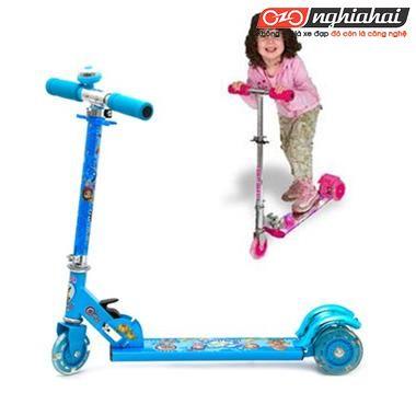 Tặng trẻ xe trượt, để trẻ tự do bay nhảy! 3