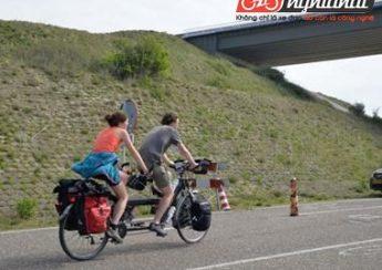 Thời tiết của một chuyến đi du lịch bằng xe đạp 1
