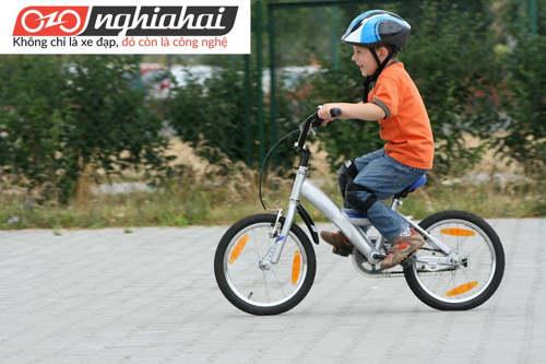Trải nghiệm lần đầu đạp xe 1