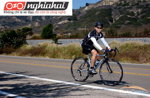 Trải nghiệm lần đầu đạp xe 2