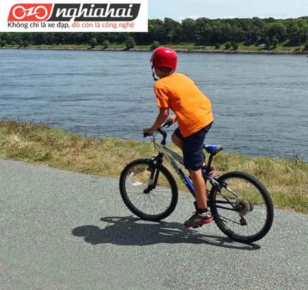 Trải nghiệm lần đầu đạp xe 3