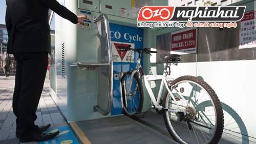 Xe đạp Mini Nhật cho người cao tuổi 1