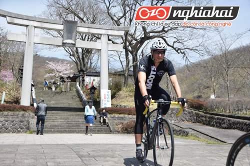 Xe đạp Mini Nhật cho người cao tuổi 3