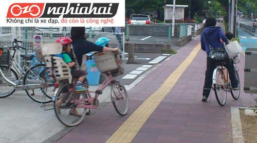 Xe đạp mini Nhật – Biểu tượng xe đạp của Nhật Bản 2