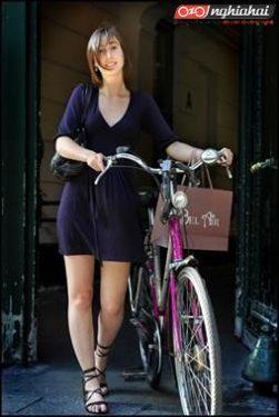 Xe đạp phù hợp cho phụ nữ 2