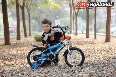 Xe đạp trẻ em Cuối cùng cũng phát hiện, chiếc xe phù hợp mới là chiếc xe tốt nhất! 1