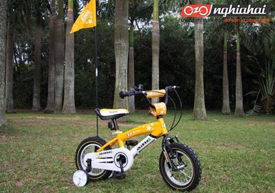 Xe đạp trẻ em Cuối cùng cũng phát hiện, chiếc xe phù hợp mới là chiếc xe tốt nhất! 3