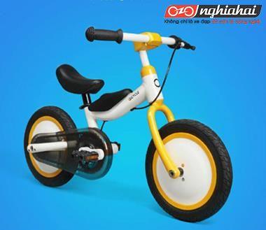 Xe đạp trẻ em Xiaomi Tuyên bố chiếc xe đầu tiên nuôi dưỡng tính độc lập cho trẻ! 1