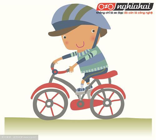 Đặc điểm xe đạp trẻ em 1
