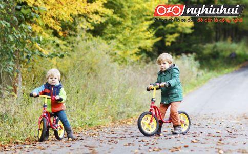 Đặc điểm xe đạp trẻ em 4