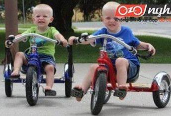 5 loại xe đạp ba bánh tốt nhất dành cho trẻ từ 2 đến 5 tuổi 2