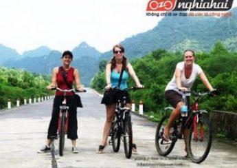 5 tour du lịch bằng xe đạp tuyệt vời nhất tại Việt Nam. 1
