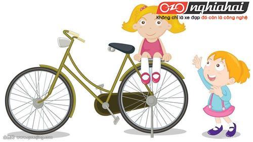 Bách khoa toàn thư về xe đạp trẻ em 1