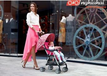 Bảo dưỡng xe đẩy trẻ em 1