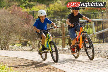 Chỉ dẫn đi xe đạp cho trẻ em 2-8 tuổi! 1
