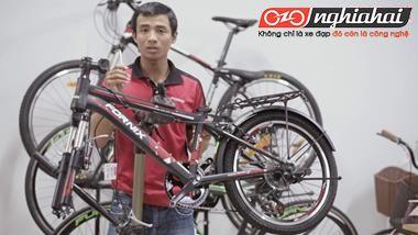 Lắp ráp xe đạp 2
