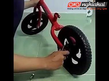 Lắp ráp xe đạp 3