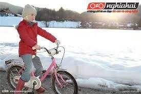 Mùa đông trẻ em có thể đi xe đạp không 1