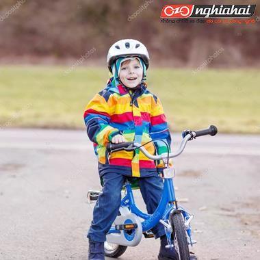 Mùa đông trẻ em có thể đi xe đạp không 4
