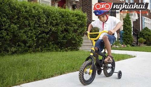 Mẹo giữ an toàn khi đạp xe theo từng độ tuổi 3
