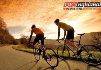 Mốt đạp xe rèn luyện sức khỏe, phương pháp đạp xe cũng rất quan trọng 1