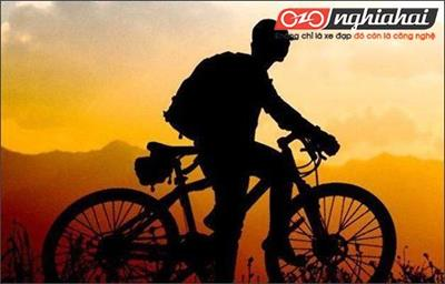 6 Lợi ích của xe đạp thể thao,Hướng dẫn đạp xe thể thao đúng cách2