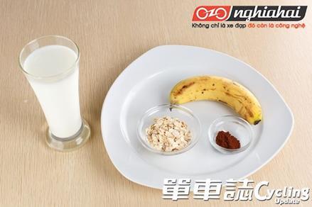 Những thức ăn nhẹ đơn giản có thể tự tay làm sau chuyến đạp xe 3