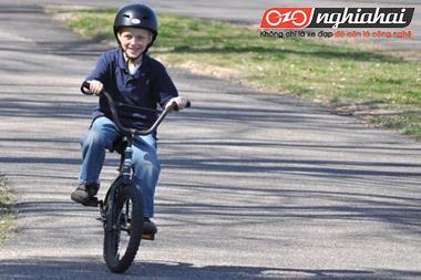Tiêu chuẩn mua xe đạp cho trẻ em 2