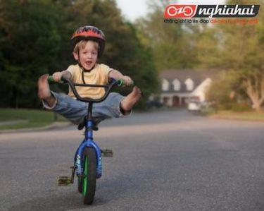 Trẻ em đi xe đạp có thể phát triển chiều cao không 1