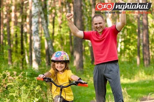 Trẻ em đi xe đạp có thể phát triển chiều cao không 2