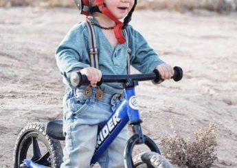 Trẻ học đi xe đạp như thế nào Cách chọn xe cân bằng, xe ba bánh và xe đạp 1