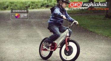 Xe đạp cân bằng trẻ em Jyrobike trẻ đi không lo bị ngã 2