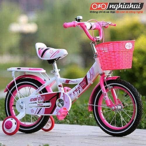Xe đạp trẻ em giúp trẻ phát triển trí tuệ và đào tạo tài năng thể thao. 3